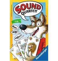 Ravensburger Spiel - Mitbringspiel Sound Quartett