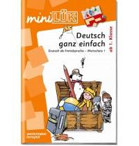 miniLÜK - Deutsch ganz einfach - Wortschatz 1
