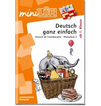 miniLÜK - Deutsch ganz einfach - Wortschatz 2