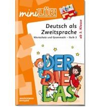 miniLÜK - Deutsch als Zweitsprache 3