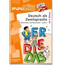 miniLÜK - Deutsch als Zweitsprache 4