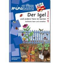 miniLÜK - Der Igel und andere Tiere im Garten