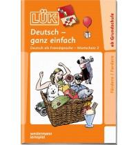 LÜK - Deutsch-ganz einfach 2 (Überarbeitung ersetzt bisherige Nr. 912)