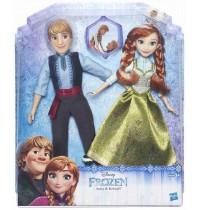 Hasbro - Disney™ Die Eiskönigin - Anna & Kristoff