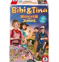 Schmidt Spiele - Bibi und Tina - Mädchen gegen Jungs