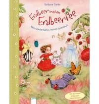 Arena Verlag - Erdbeerinchen Erdbeerfee - Mein zauberhaftes Anzieh-Spiel-Buch