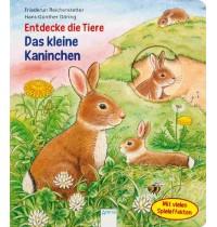 Arena Verlag - Entdecke die Tiere - Das kleine Kaninchen