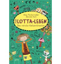 Arena Verlag - Mein Lotta-Leben - Das reinste Katzentheater Band 9