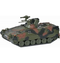 Schuco - Military 1:87 - Marder 1A2 Schützenpanzer flecktarn