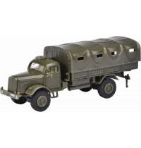 Schuco - Military 1:87 - Mercedes-Benz LG 315 BW, geschlossenes Fahrerhaus