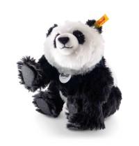 Steiff - Sammlerwelt - Klassische Tiere - Siro Panda, schwarz/weiß, 27cm