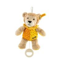 Steiff - Babywelt - Spielzeug - Spieluhr - Leon Löwe Spieluhr, beige/gelb/orange, 20cm
