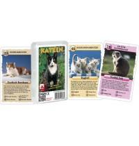 Nürnberger Spielkarten - Quartett - Katzen
