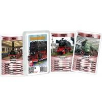 Nürnberger Spielkarten - Quartett - Dampfloks