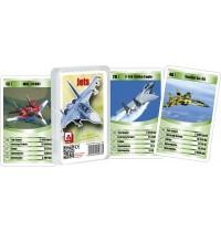 Nürnberger Spielkarten - Quartett - Jets