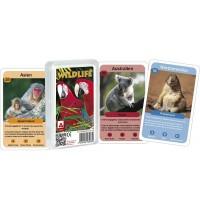 Nürnberger Spielkarten - Quartett - Wildlife