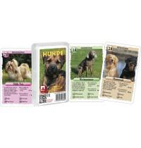 Nürnberger Spielkarten - Quartett - Hunde