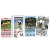 Nürnberger Spielkarten - Quartett - Tierbabys