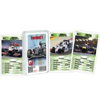 Nürnberger Spielkarten - Quartett - Formel1