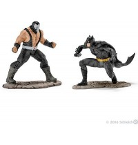 Schleich - DC Comics - Batman vs. Superman - Batman vs. Bane