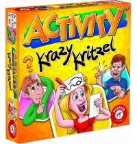 Piatnik - Activity Krazy Kritzel