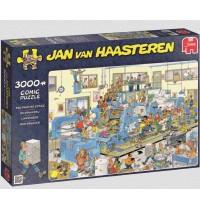 Jumbo Spiele - Jan van Haasteren - Der Drucker, 3000 Teilen