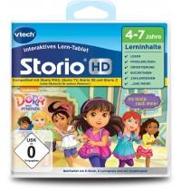 VTech - Storio Lernspiel - Dora und Friends
