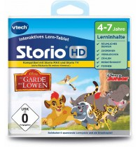 VTech - Storio MAX und Storio TV Lernspiel - Die Garde der Löwen HD