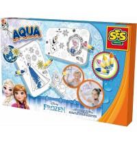 SES Creative - Malen in der Badewanne Frozen