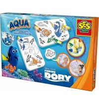 SES Creative - Malen in der Badewanne Findet Dory
