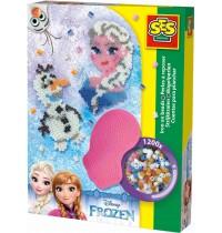 SES Creative - Bügelperlenset Frozen 1200