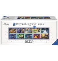 Ravensburger Puzzle - Unvergessliche Disney™ Momente, 40320 Teile