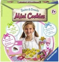 Ravensburger Spiel - Malen und Basteln - Bake und Create Mini Cookies