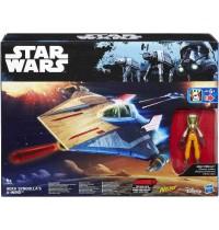 Hasbro - Star Wars™ Rogue One  Class II Fahrzeuge mit 3.75 Action Figur