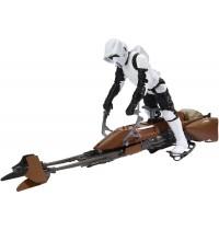 Hasbro - Star Wars™ Rogue One 12 Ultimate Figur mit Fahrzeug