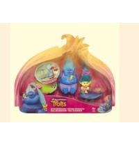 Hasbro - Trolls - Trollstadt Trolls mit Käferboards