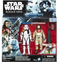 Hasbro - Star Wars™ Rogue One Battle-Action Basisfiguren 2er Pack