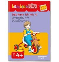 bambinoLÜK - Das kann ich mit 4