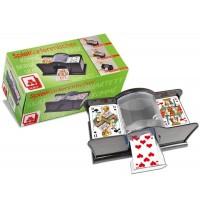 Nürnberger Spielkarten - Kartenmischmaschine, Manuell
