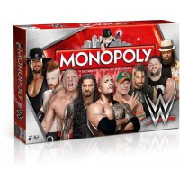 Winning Moves - Monopoly - WWE Wrestling