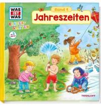 Tessloff - Was ist Was - Kindergarten Band 1 - Die Jahreszeiten