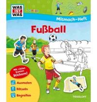 Tessloff - Was ist Was Junior - Mitmach-Heft - Fußball