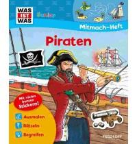 Tessloff - Was ist Was Junior - Mitmach-Heft - Piraten