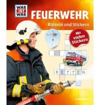 Tessloff - Was ist Was - Rätseln und Stickern - Feuerwehr