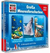 Tessloff - Was ist was CD - Große Meeresforscher-Box