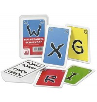 Nürnberger Spielkarten - Buchstaben-Schafkopf