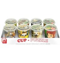 Nürnberger Spielkarten - CUP-Puzzle Sortiment, 8-fach sortiert