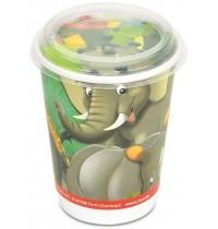 Nürnberger Spielkarten - CUP-Puzzle Zoo, 77 Teile