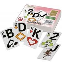 Nürnberger Spielkarten - Doppelromme Jumbo Bild - Classic