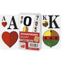 Nürnberger Spielkarten - Schafkopf mit Jumbo Zeichen